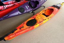 Dreamer / This light touring kayak, weighing in at just 26kgs is perfect for  comfortable, long distance paddling. Check out all of the models at  kayak-ity-yak.com and visit one of their 6 locations!
