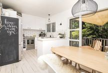 Holiday Home Inspiration / Dreaming of owning a beach house one day...