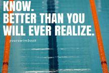 Swim motivation