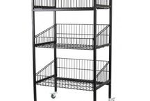 Wire Displays / #Shopsupplies is offering Wire display range includes chrome baskets, mesh floor display stand, counter display stands with prongs and several other items. Visit here http://www.shopsupplies.com.au/display-solutions/wire-displays for more info.
