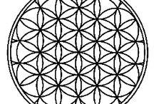 Mandala/Flower of Life