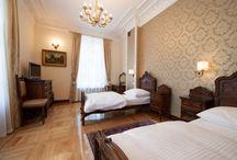 Pokoje w Pałacu Sulisław