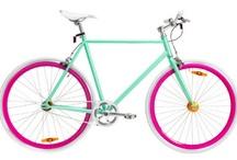 * Life riding a bike *