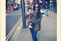 Celebrity Moms / celebrity moms, parenting, kids, style, trends