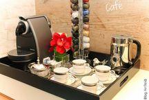 Estação de café