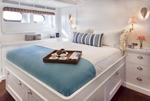 Marine Projects / Some examples of our marine mattresses in lifestyle shots...