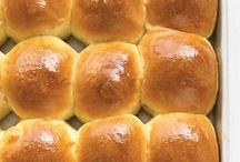 recipe box:  breads