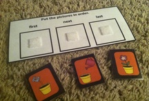 Visual Supports / These pins will give you ideas for home, classroom and community visual materials to support learning, behavior and communication