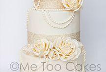 Cakes roses n pearls