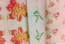 Fabric Design by Paula Kuitenbrouwer / by Arts Books Crafts