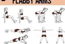 Arms exercising