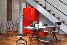 Lofts + industrial spaces / by Val Drysdale