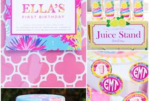 Lilly Style Birthday