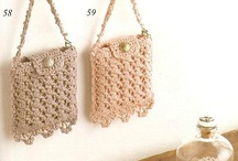 crochet bag pouch