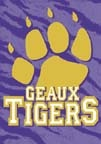 LSU TIGERS / by Cherie Johnston