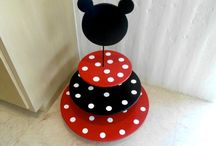 Eric's Custom Cupcake Stands / My husband builds these adorable custom cupcake stands / by Autumn Brown