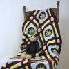 Crochet blanket/rug/afghan