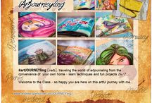 References for artJOURNEYling Class / reference Images / inspirational Images for the artJOURNEYling Online Class