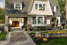 House. / Exterior house ideas and/or floor plans. / by Mallory Weisbeck
