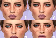 Updated sims4 makeup