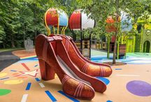 Themed playgrounds / Play to your imagination with custom playgrounds