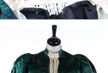 Fashions 1890s