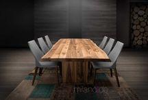 Τραπέζια / Για τον χώρο της τραπεζαρία σας, επιλέξτε τραπέζια υψηλής αισθητικής και σχεδιασμού για να απολαμβάνετε κάθε ώρα της ημέρας!