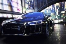 Unique Audi R8 from the game Final Fantasy XV is up for sale