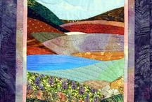 Quilts paysage