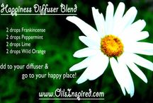 Aromatherapy - diffuser / by Cathy Mowbray