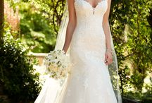 bridal gowns / ideas for dresses for a february wedding summer