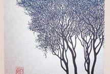 Japanese style art