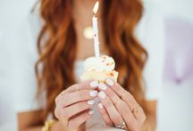 Birthday inspired photoshoot