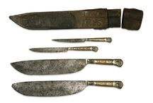 medieval 15th knife