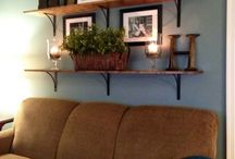 Family room decorating