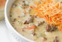 Soups! / by Melissa Vinson