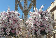AR Arreglos florales para romerías y ferias // Pilgrimages and Fairs flower arrangements