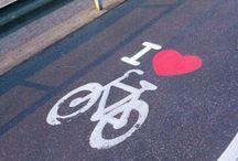 Bicycles / by Jaki Fischer