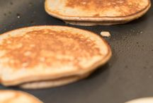 Pancakes and Tortillas gluten and dairy free