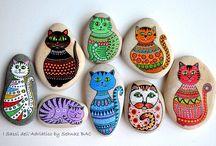 Art on stones