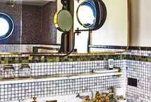 bathrooms / by Kate Reggev