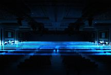 Light on stage