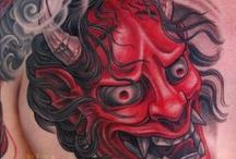 tatto face