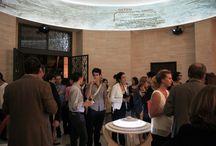 MAPPING INTERATIF : SWISSNEX BRAZIL 2014 / MAPPING INTERACTIF : La HEAD est invitée à proposer un mapping interactif dans le lobby de swissnex Rio.