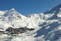 French Alps ski holiday / Val Thorens les Trois vallée French Alps