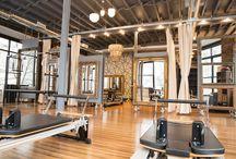 sala de exercício