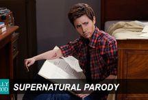 supernatural parady