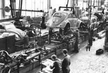 VOLKSWAGEN fabrieken