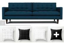 sofas y muebles