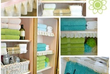 Home Makeover Ideas / DIY Home Ideas / by Chelsey Roark